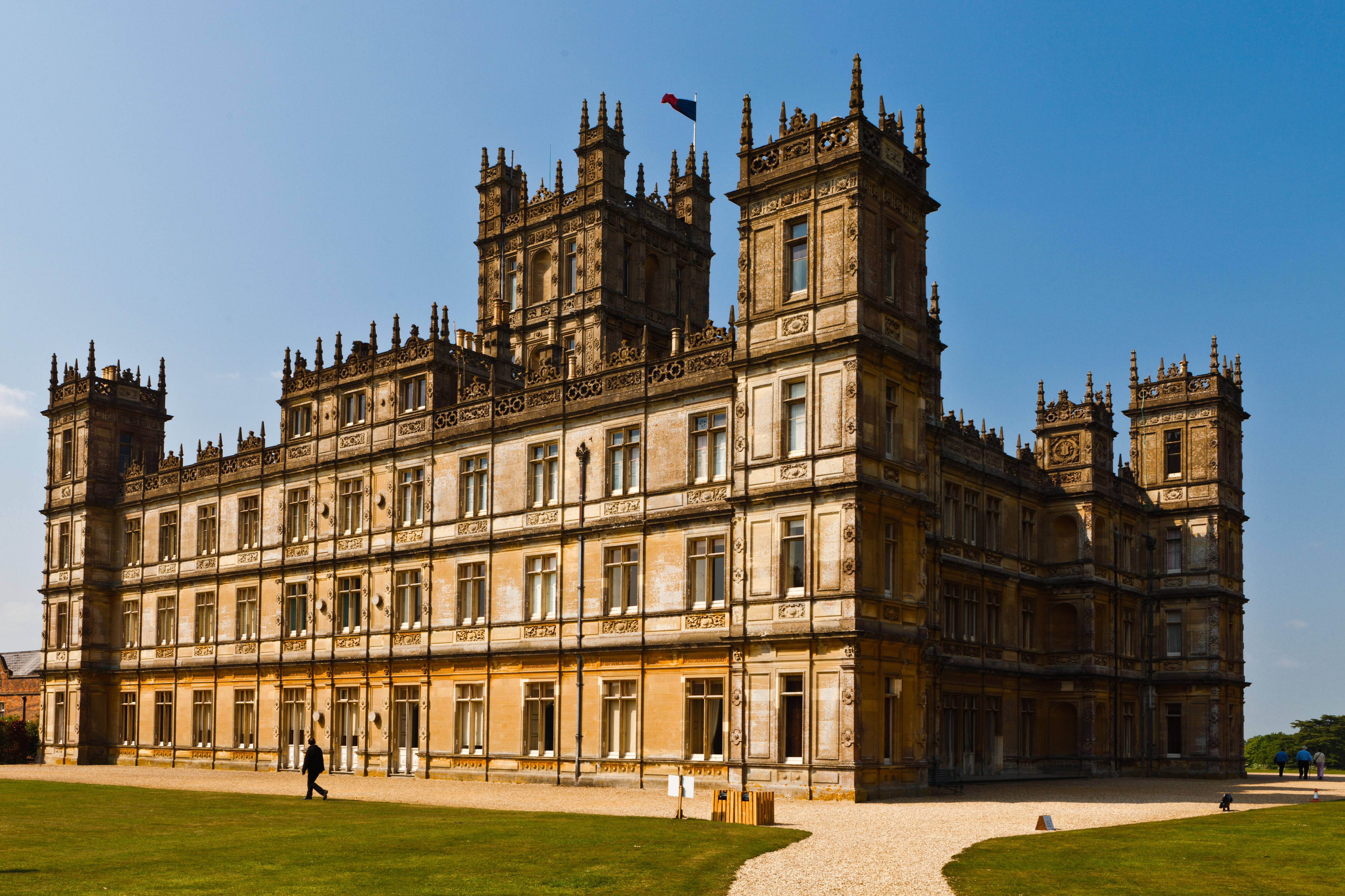 The Entail Primogeniture And Why Matthew Inherits Downton
